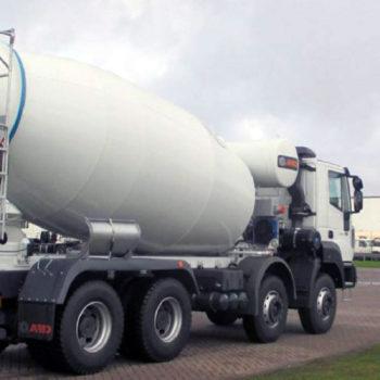 Готовые решения: Продажа и доставка товарного бетона