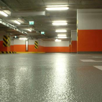 Готовые решения: Наливные бетонные и промышленные полы